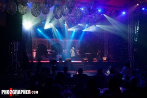 Abhijeet live DUBAI  PHOTO