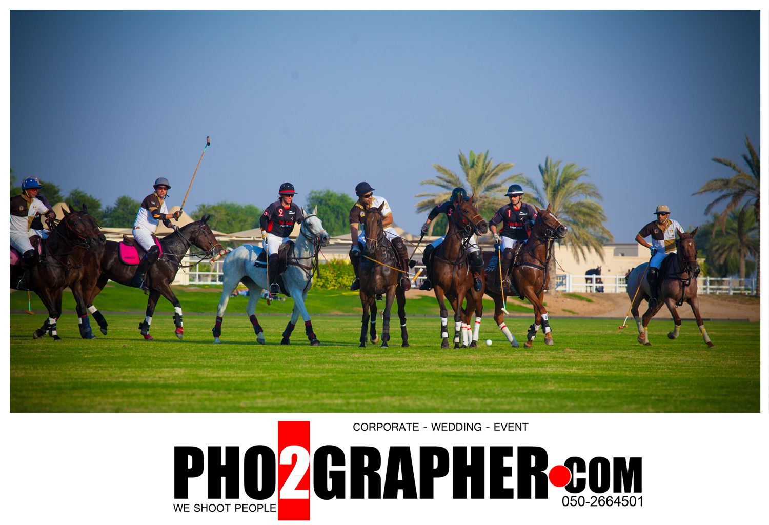polo photography Dubai