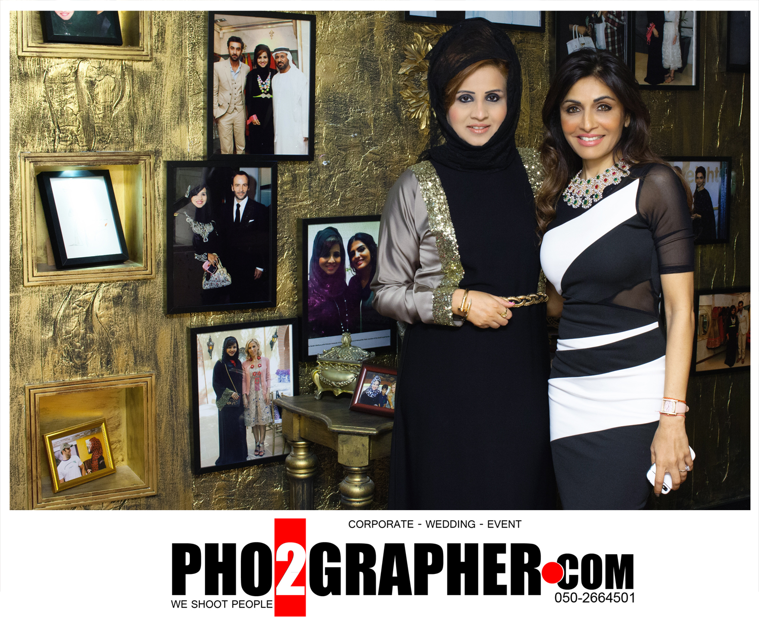 Dubai celebrity photographer