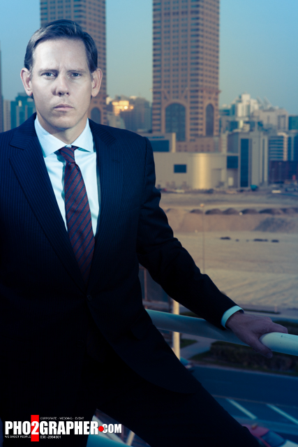 corporate head shots studio in dubai