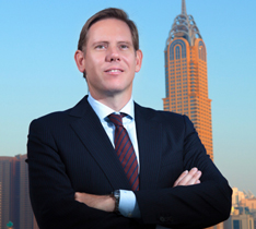 Dubai Business Portrait